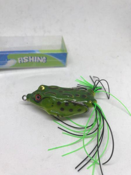 Воблер Daiwa D-Frog 6см ( селиконовая жаба )