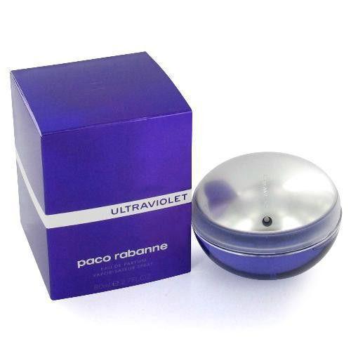 Туалетная Вода Для Женщин Ultraviolet Paco Rabanne