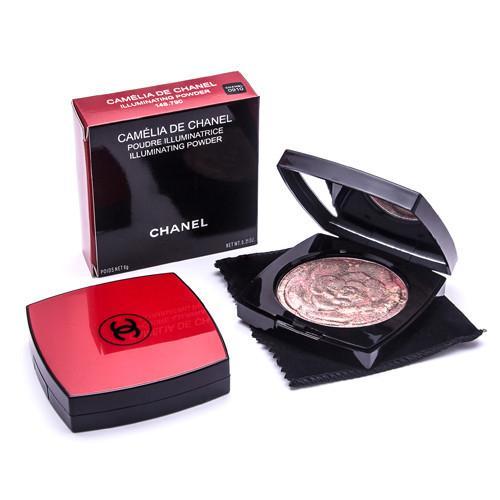 Иллюминайзер (Палитра В) Chanel Camelia De Chanel