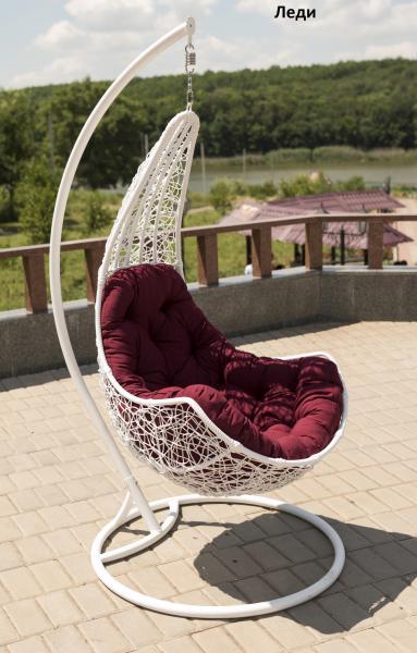 Подвесное кресло Леди