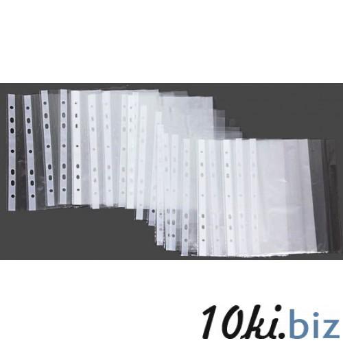 """Файл (папка для паперу) А5 """"Leader"""", 30мкм, 100 шт. купить в Кировограде - Канцелярские папки, регистраторы, планшеты, скоросшиватели с ценами и фото"""