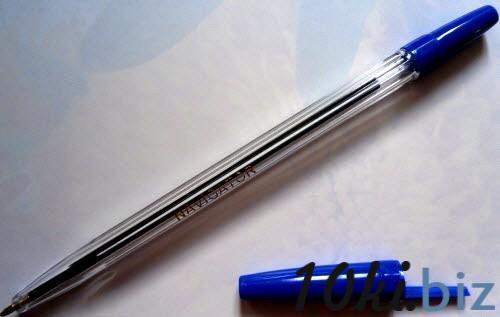 Ручка шариковая Standard navigator синяя 74005-NW (1 шт.)  купить в Кировограде - Ручки, перьевые ручки, подарочные ручки с ценами и фото
