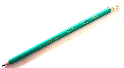 Карандаш пластиковый чернографитный с ластиком - Josef Otten НВ-655 (1 шт.)