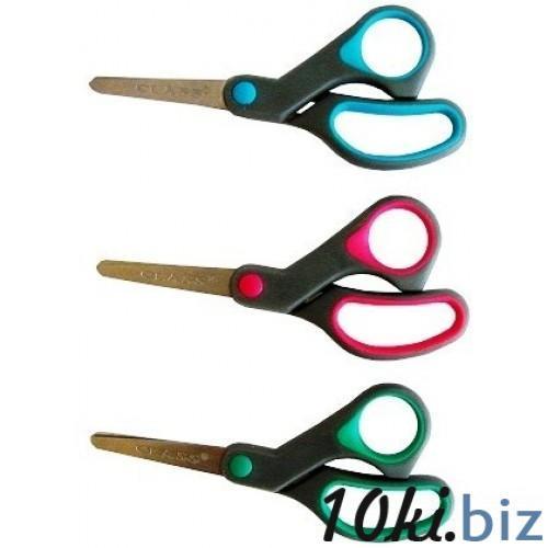 Ножиці дитячі (прогумовані ручки, колір в асортименті)  купить в Кировограде - Ножницы и ножи канцелярские с ценами и фото