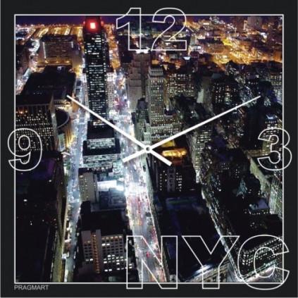 Часы настенные - Нью Йорк (немецкий механизм)