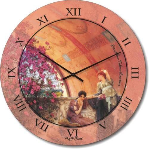 Часы настенные 45-50см(немецкий механизм)ассортимент