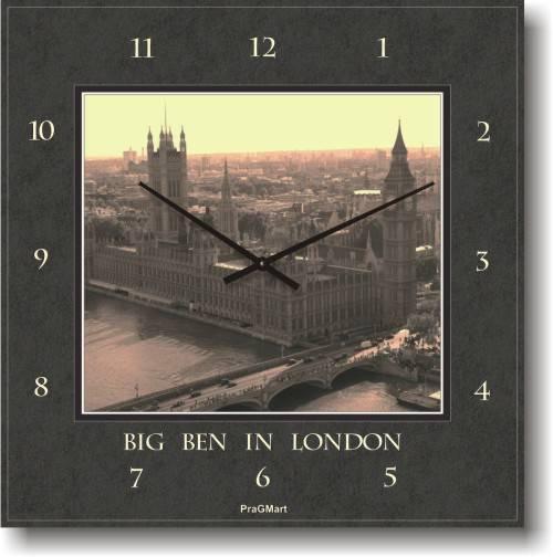 Часы настенные из стекла до 50см(немецкий механизм)до45- 50см
