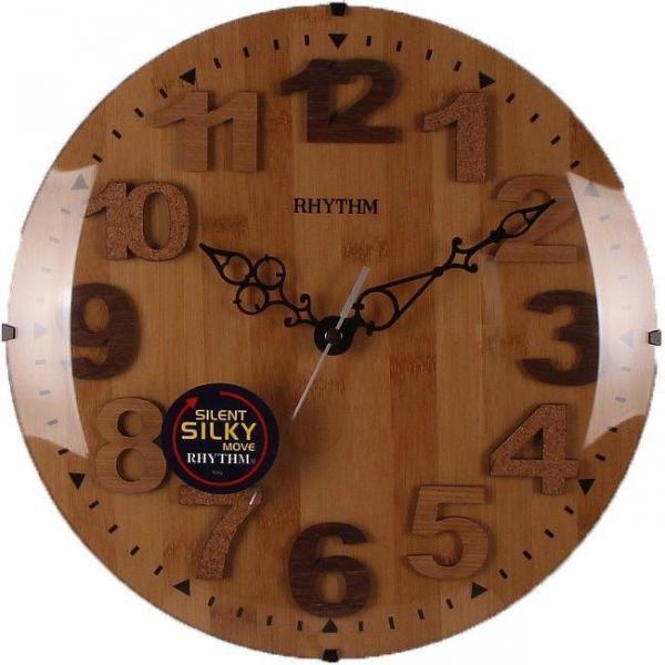 Часы настенные из дерева  JAPAN