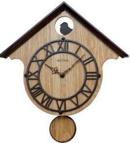 Часы настенные из дерева - JAPAN
