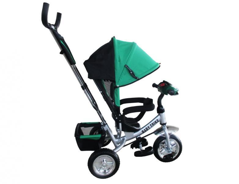 Titan Baby-Trike Green (пена)