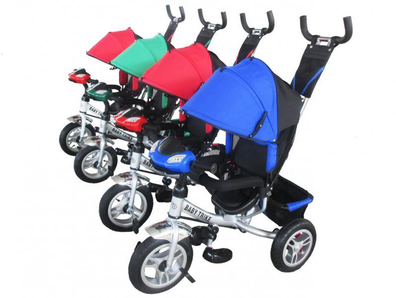Titan Baby-Trike Green (камера)