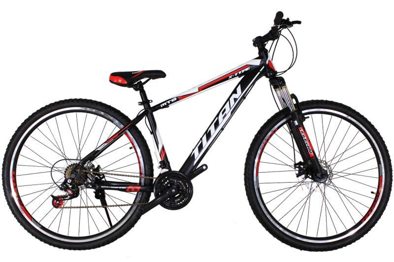 "Горный велосипед Titan X-Type 29"" Black-Red-White"