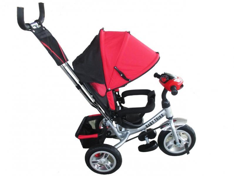 Детский велосипед Titan Baby-Trike Red (камера)