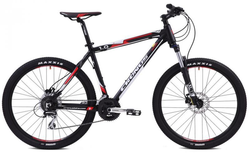 """Горный велосипед Cronus Rover 1.0 21"""""""
