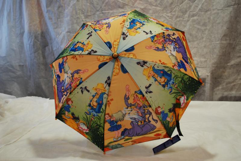 Зонт детский Zest 21565-1 Элли и Тотошка
