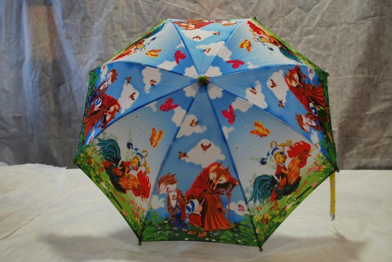 Зонт детский Zest 21565-2 Буратино