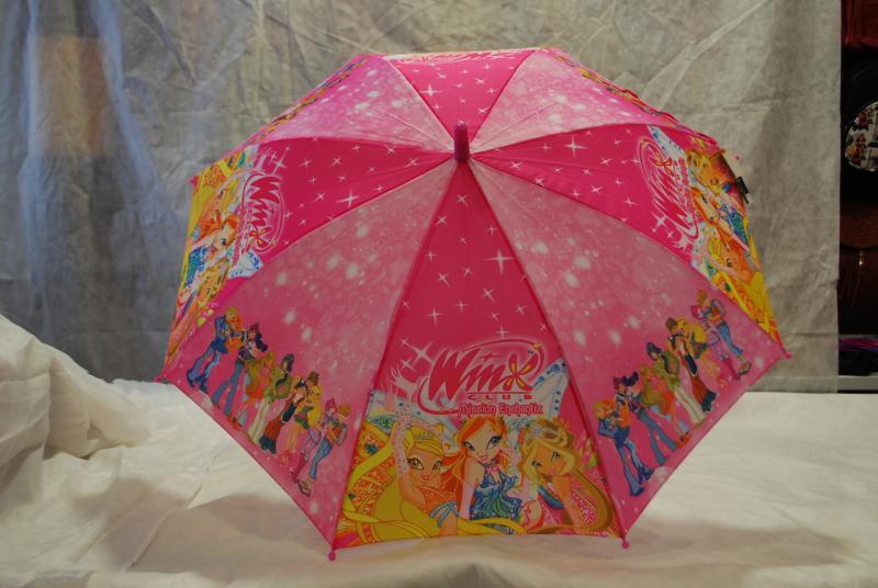 Зонт детский Winx, трость wx-2-6