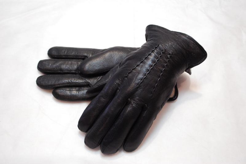 Перчатки кожаные мужские Fioretto(Олень) 10