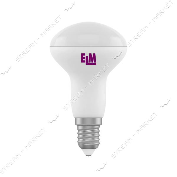 ELM Лампа светодиодная 18-0052 R39 7W 4000K нейтральная Е14