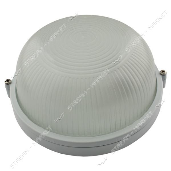 220 Светильник сауна LED-WPE-5W 120mm aluminium 6500K IP44 круг белый