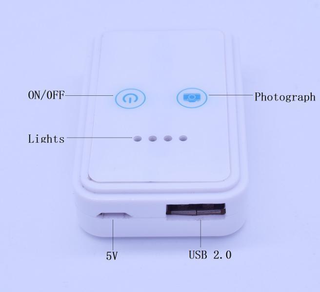 WiFi T-r, для передачи видеосигнала от USB камеры