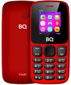 Фото  Мобильный телефон BQ Mobile BQ-1413 Start Red