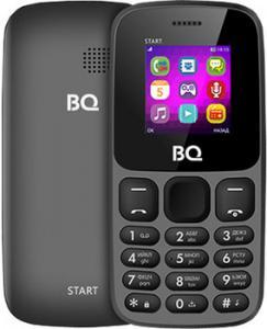 Фото  Мобильный телефон BQ Mobile BQ-1413 Start Grey