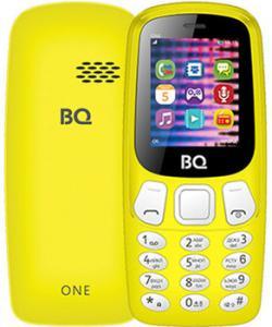 Фото  Мобильный телефон BQ Mobile BQ-1844 One Yellow