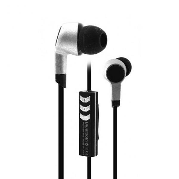 Наушники Aomale S8 Bluetooth Black-Silver