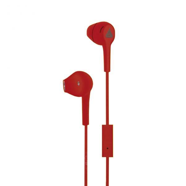 Наушники Aomale Q9i (с микрофоном) Red