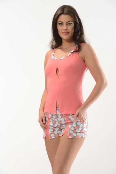 Женский комплект майка и шорты ANGEL STORY