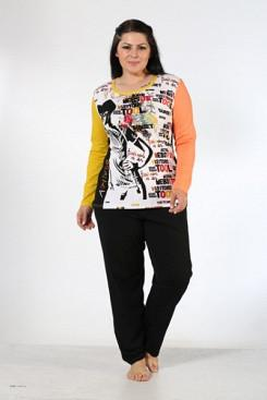 Женская пижама комплект SEXEN