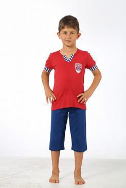 Комплект для мальчика футболка и бриджи SEXEN