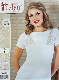 Женская трикотажная блуза OZLEM