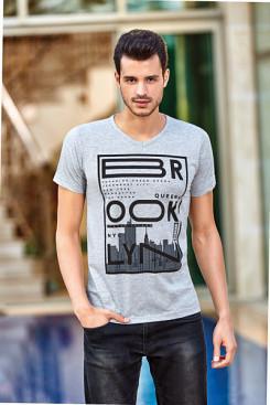 Мужская футболка BERRAK