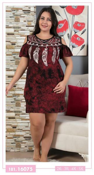 Женское платье батальное ТМ SEXEN