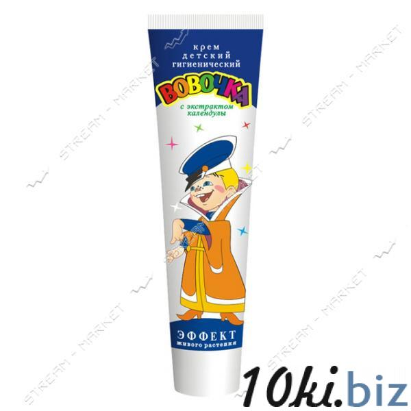 Эффект Крем детский гигиенический Вовочка 44г Детский крем, молочко, масло, лосьон на Электронном рынке Украины
