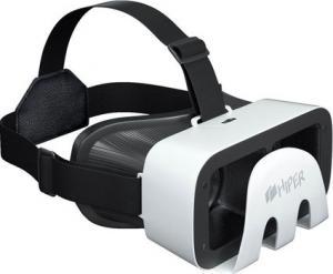 Фото  Очки виртуальной реальности HIPER VRR черные
