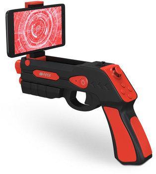 Игровой пистолет для мобильных телефонов HIPER ARGUN501 черно-красный