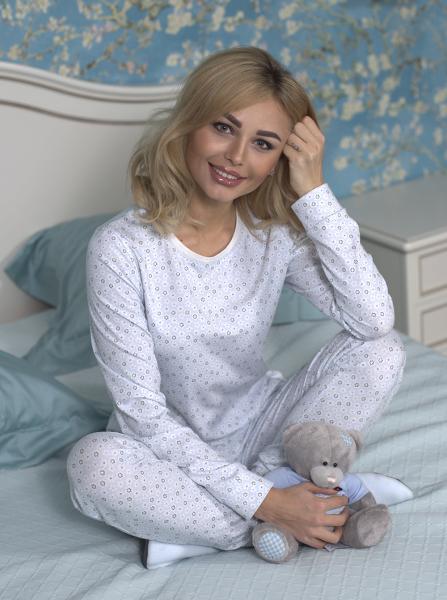 Пижама женская с брюками ТМ Роксана