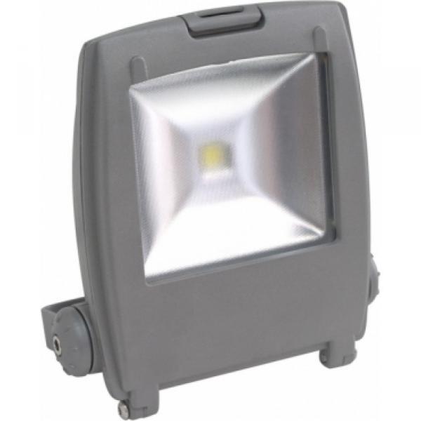 Прожектор СДО03-50 светодиодный серый чип IP65 IEK
