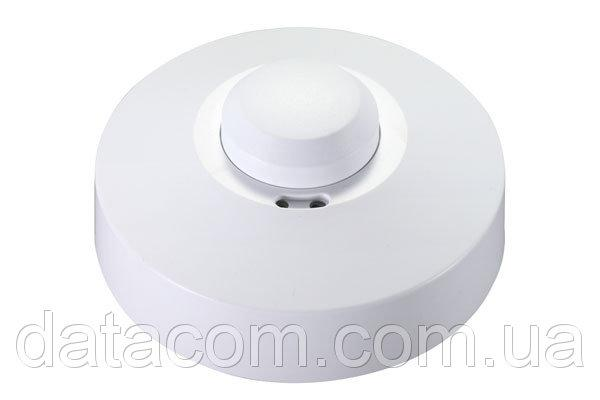 Датчик движения ДД-МВ 101 белый 1200Вт 360 гр.,8М IP20