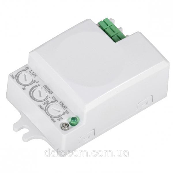 Датчик движения ДД-МВ 401 белый 500Вт 360 гр. 8М IP20