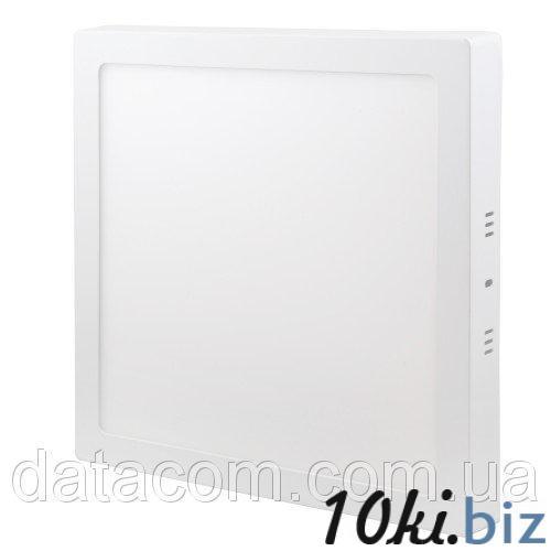 Светильник LED-SS-225-18 18Вт 4200К квадрадтный 225*225мм - Евросвет - Офисно-торговое освещение в магазине Одессы