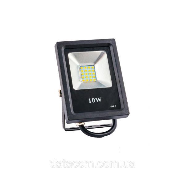 Прожектор светодиодный EVRO LIGHT EV-10-01 10W 95-265V 6400K 700Lm SMD