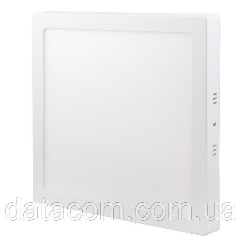 Светильник LED-SS-300-24 24Вт 4200К квадратный 225*225мм - Евросвет