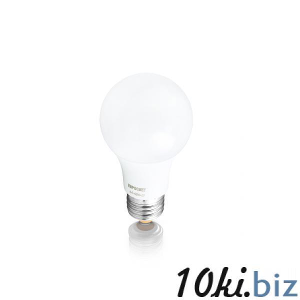 Лампа светодиодная евросвет А-7-3000к-Е27 - Светодиодные лампы в магазине Одессы
