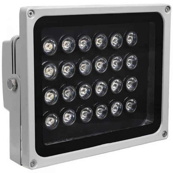 Прожектор СДО02-20 светодиодный серый дискрет IP65 IEK