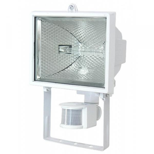 Прожектор ИО500Д (детектор) галогенный белый IP54