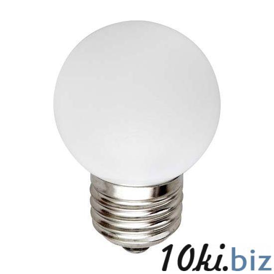Лампа светодиодная ECO G45 шар 5Вт 230В 4000К E27 IEK - Светодиодные лампы в магазине Одессы